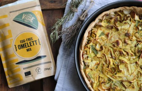 Vegan Omelett Mix with Quiche