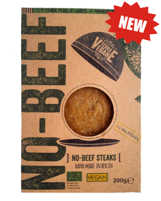 No Beef Steaks - New