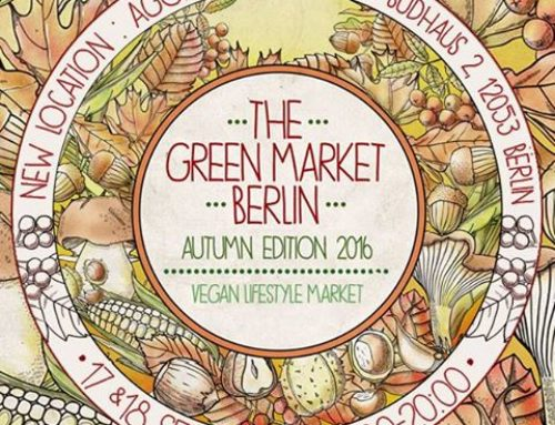 Green Market: Autumn Edition 2016