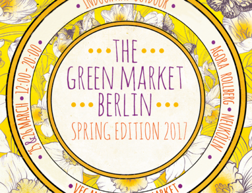 Visit us @ Berlin Green Market !