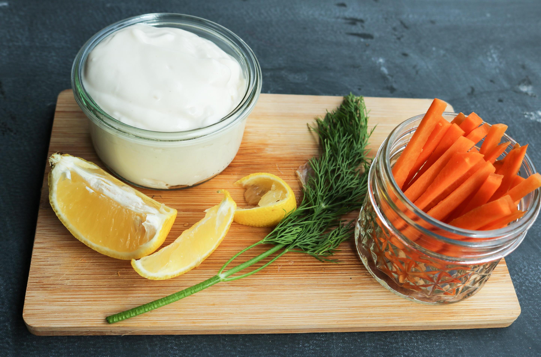 Creamy Tahini Mayo