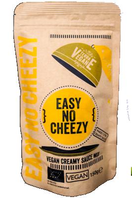 Easy No Cheezy - Terra Vegane
